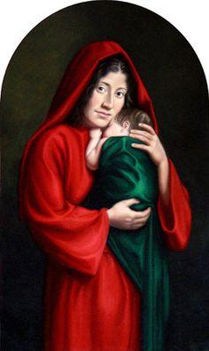 mj - Mary & Jesus - Darren Rousar