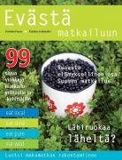 Kuvaus: Evästä matkailuun on käytännönläheinen opas ruokamatkailun kehittämiseen. Se sisältää tutkimustietoa, työkaluja, ideoita ja ajatuksia suomalaisen ruokamatkailun kehittämiseen.
