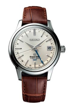 Grand Seiko Hi-Beat 36,000 GMT