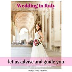 Contac us at: www.weddinganditaly.com Getting Married In Italy, Got Married, Italy Wedding, Photo Credit, Your Photos, One Shoulder Wedding Dress, Couples, Wedding Dresses, Inspiration