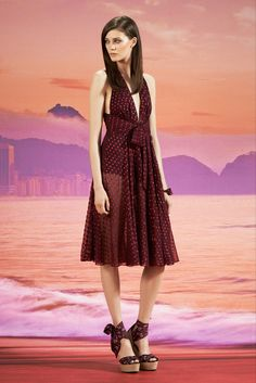 Gucci Resort 2014 Fashion Show - Diana Moldovan