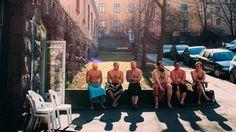 The urban sauna culture is an experience you shouldn't miss in Helsinki. (c) Jussi Hellsten/Visit Helsinki