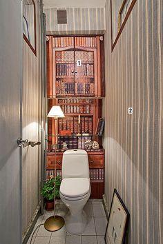 маленький туалет идеи оригинального дизайна - Поиск в Google