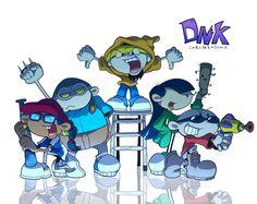 Codename: Kids Next Door Cartoon Characters As Humans, Cartoon Tv, Cartoon Shows, Childhood Tv Shows, My Childhood Memories, Old Cartoons, Classic Cartoons, Cartoon Junkie, Kevedd