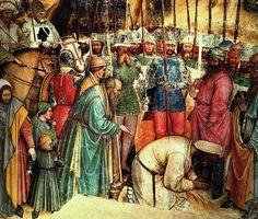 Brigandines - Altichiero da Zevio 1330 – 1390 ca.