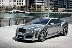 Chrome & Carbon Autostyling - VeilSide Premier4509 Limited Bentley Continental GT