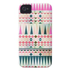 Mix #545 - Tribal iPhone 4 Case-Mate Case