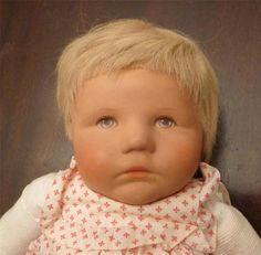 Käthe Kruse Du Mein Magnesitkopf Haare Original Kleidung | eBay