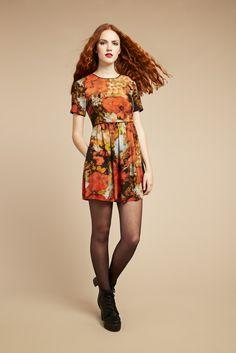 Louche Idetta dress, £55.