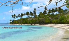 Buye Beach, Cabo Rojo