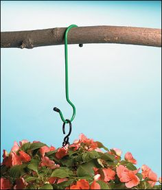 Extension S-Hooks - Gardening
