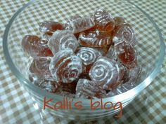 Kalli's blog: Καραμελίτσες για τον βήχα!