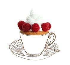 "#Recette Gâteau préparé dans un mug : le ""mug cake"" > http://www.laperonomie.com/mug-cake"