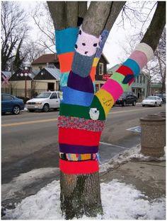 Decorated tree!
