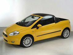 Fiat Grande Punto pick-up concept