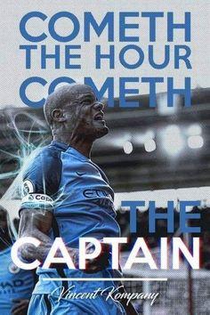 37b6f092a59 Vincent Kompany. Meer bekijken. Manchester City 1 Leicester 0!!!!!  💙💙💙💙💙💙