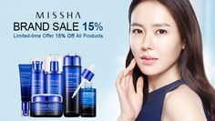Cosmetic Love provide wide range of Korean cosmetic products such as Iope, Etude House, Innisfree, Tonymoly, Missha, Skinfood, The Face Shop, Mizon, Clio etc.