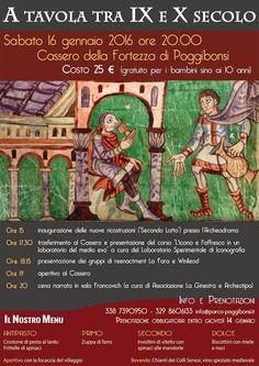 Italia Medievale: Nuove ricostruzioni all'Archeodromo di Poggio Imperiale (SI)
