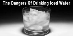 Ice cold water may be great and refreshing, but it is definitely bad for you. So, next time you eat out, hold the urge to order a glass of cold water.In this article we give you a thorough explanation regarding this common habit. Here is a nice example. Imagine yourself diving into a defrosted mou…