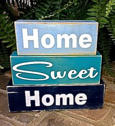Home Sweet Home by Agnieszka on Etsy