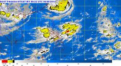 PAGASA Weather Report this August 6, 2012