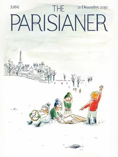 <p>What an awesome project! Fans of the New Yorker will really enjoy this tribute project. Not as intellectual of course since it is only about the cover… The Parisianer was born with the vision to gather Paris's unique and talented artists together to create an illustrated cover page of an imaginary magazine that showcases their […]</p>