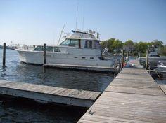 1974 Hatteras Yacht Fisherman Power Boat For Sale - www.yachtworld.com