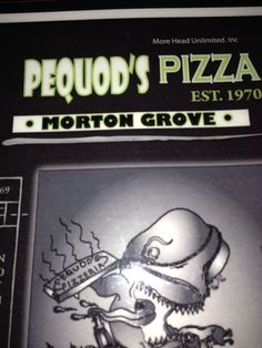 """See 131 photos and 42 tips from 1829 visitors to Pequod's Pizzeria. """"One of the best deep dish pizza in Chicago. Morton Grove, Chicago Style, Four Square, Childhood Memories, Places, Food, Lugares, Meals"""