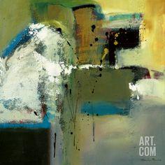 Art.fr - Reproduction artistiques 'Abstract in Green I' par Natasha Barnes