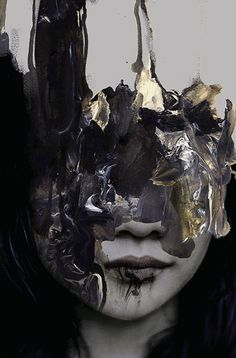 all art in this morph by Januz Miralles morph  .gif animation by George RedHawk google.com/+DarkAngel0ne reverse animation version