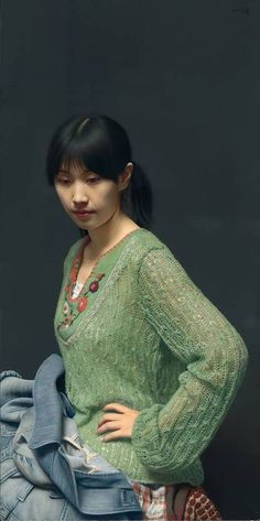 The Detail in These Paintings by Leng Jun is Astounding (19 Photos)