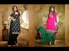 Cotton Salwar Kameez - Antra Collection @ http://flipkartoffer.co.in/clothes.html