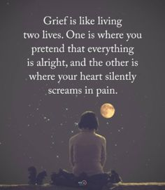 I want to be left alone with my grief. I want days to sit wrapped in my grief. I'm tired of school and constantly going every day. Missing You Quotes, Life Quotes Love, Love Quotes For Her, Wisdom Quotes, True Quotes, Great Quotes, Inspirational Quotes, Loss Of A Loved One Quotes, Loss Quotes