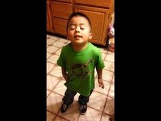 3-year-old Mateo Makes His Case for Cupcakes: Funny Video!!!