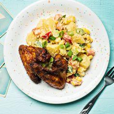 Fajitamaustettu perunasalaatti | K-ruoka