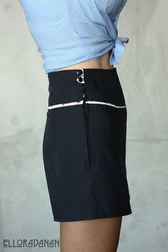 Pin-up shorts