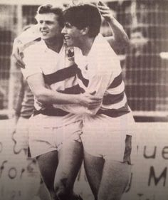 Stuart Beavon & Neil Webb / Reading FC