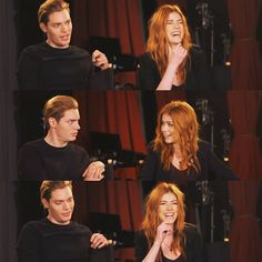 Clace in real life!!!!!!!☺️
