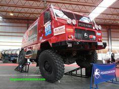 PEGASO Rally Dakar