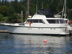 53' Hatteras Motor Yacht