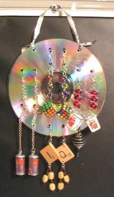 Fika the Dika - For a Better World: Recycling CDs and DVDs