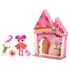 Mini Lalaloopsy - Lady Stillwaiting