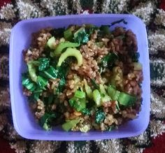 DRIVE AWAY DIABETES. I DID. YOU CAN TOO: Delicious and easy- to- make Brown Rice recipes