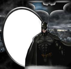 Kids Transparent Photo Frame Batman
