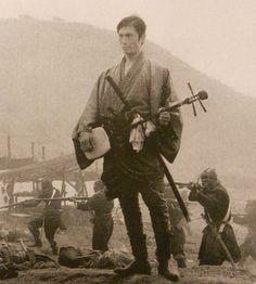 Takasugi Shinsaku in Ryomaden(NHK) as Iseya Yusuke