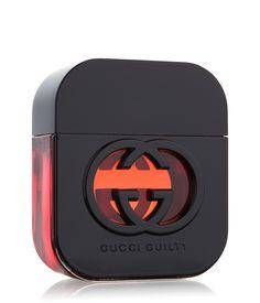 Gucci Guilty Black Eau de Toilette #perfume_bottle #fragrance #design