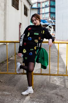 Kim Doyoung, SEOUL FASHION WEEK 2016 F/W