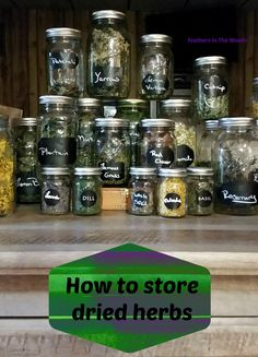 Are you storing your herbs and spices correctly? All my best tips and tricks for storing dried herbs to get the most out of them. Herb Gardening, Herbs Garden, Organic Gardening, Garden Fun, Garden Tips, Spices And Herbs, Fresh Herbs, Storing Spices, Food Storage