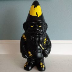 Hey, I found this really awesome Etsy listing at https://www.etsy.com/listing/173113805/wu-tang-gnome