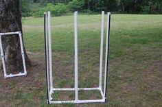 Portable Bamboo over PVC Tiki Bar -- Tiki Central